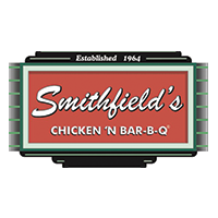 Smithfields chicken n barb b q