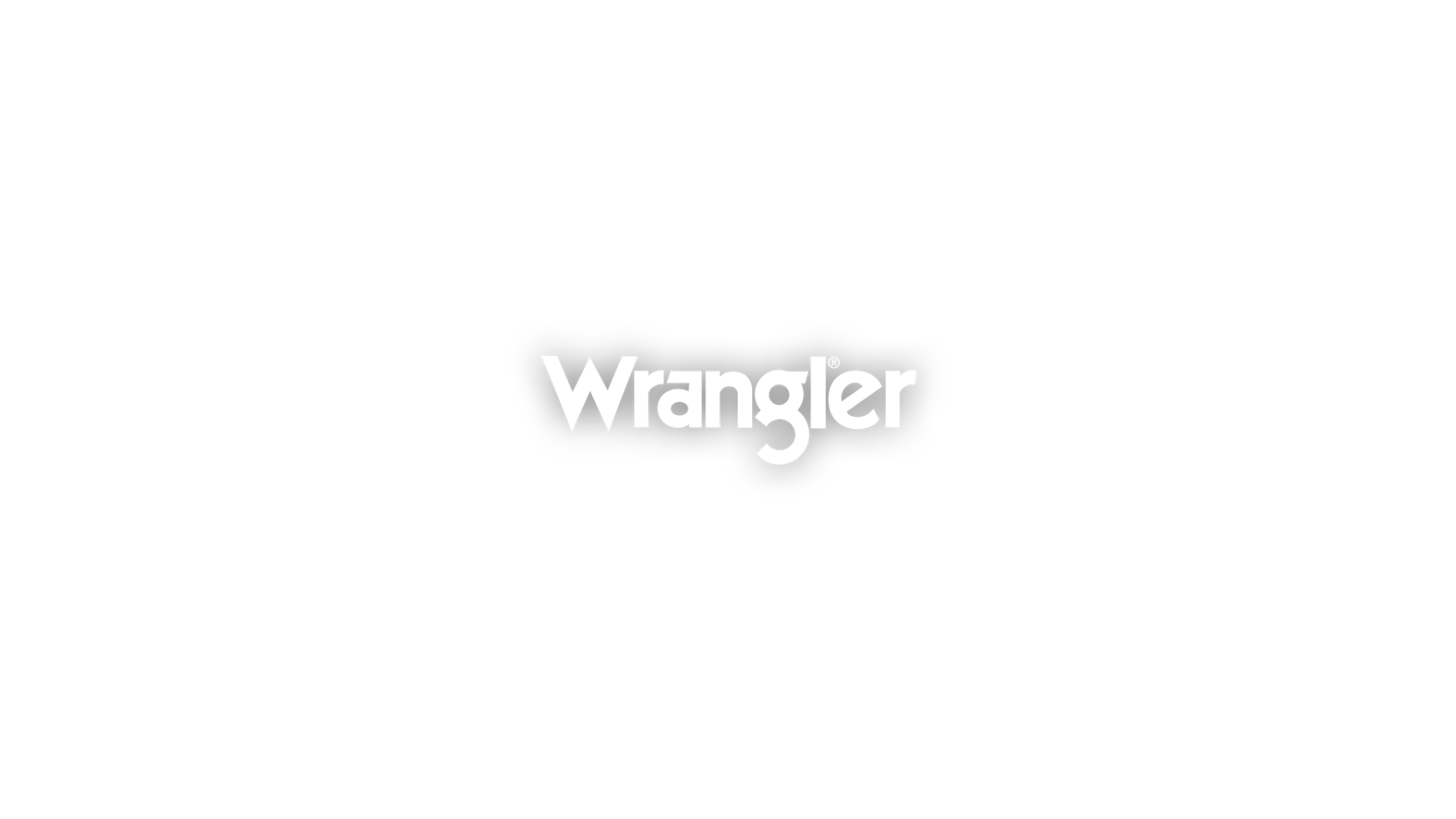 Wrangler logo center