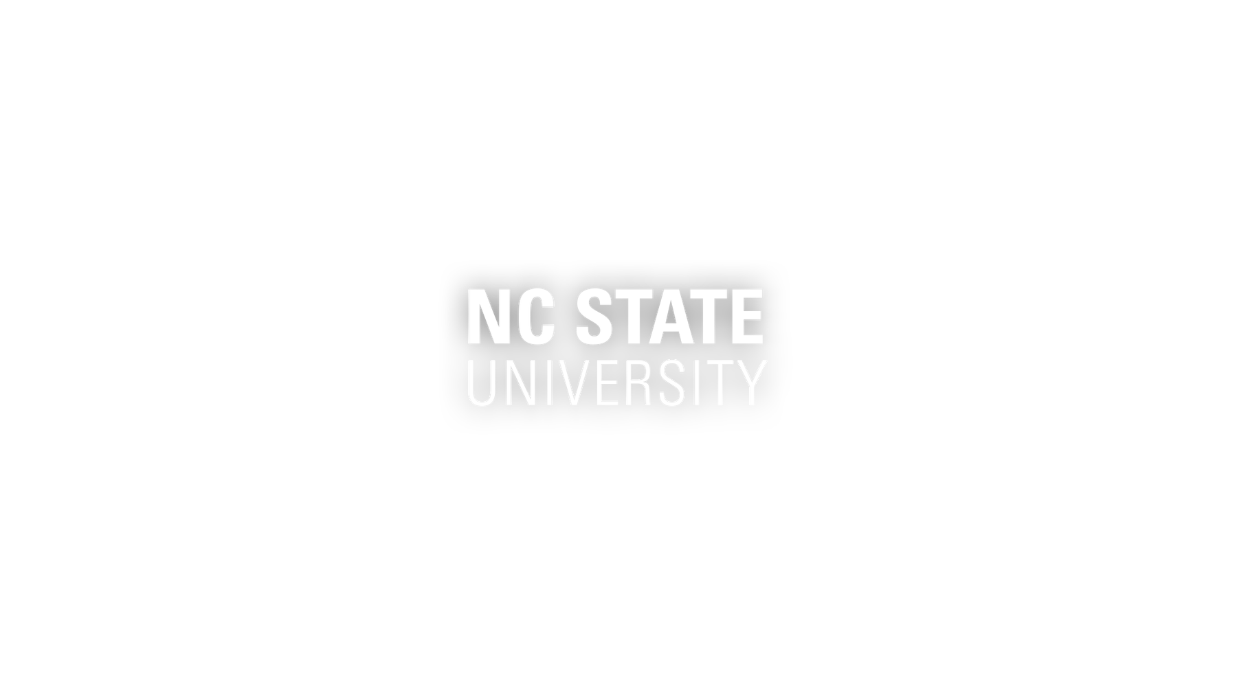 Nc state logo center