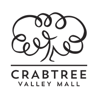 Crabtree valley mall logo