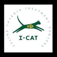 I cat logo