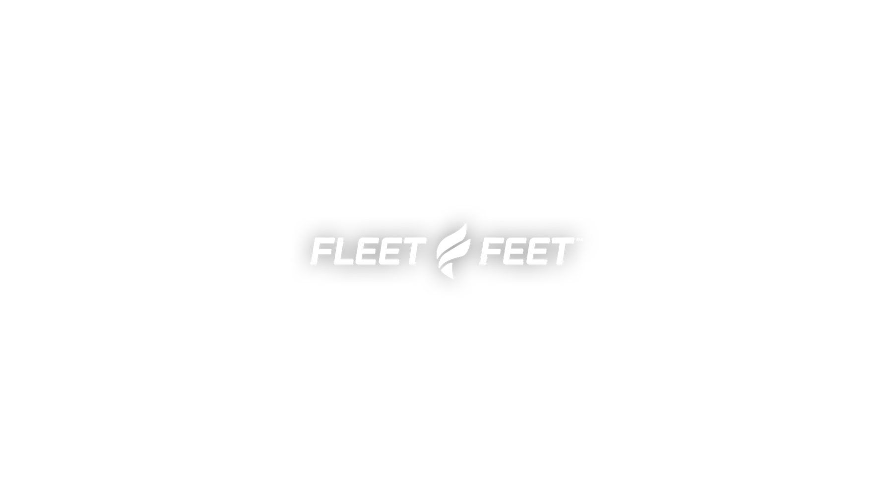 Fleet feet logo center