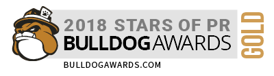 Bulldog Awards Starsof PR 2018 GOLD
