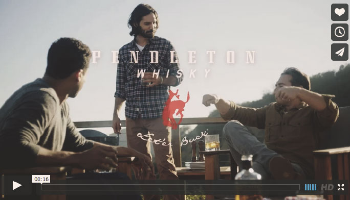 Pendleton Whisky Video
